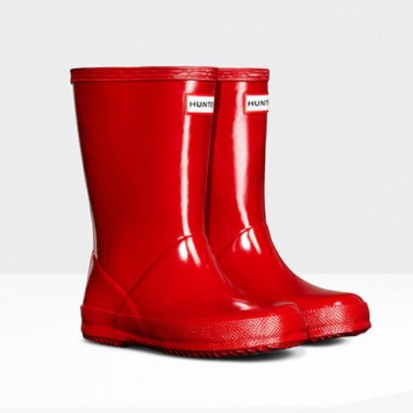 Hunter Shoes | Toddler Hunter Rain